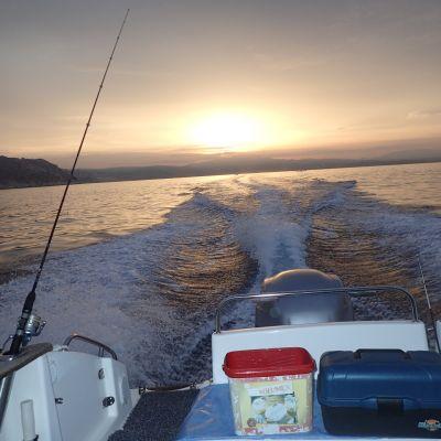 Départ pêche à 6 h 30