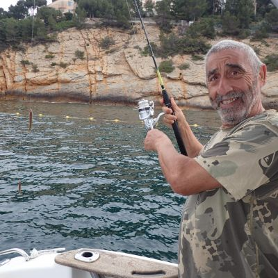 Premiers poissons de roche