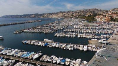 Activité carénage à l'Estaque - Marseille