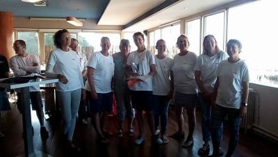 Un équipage féminin 100% SNEM