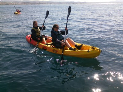 Kayak à l'Estaque - Marseille